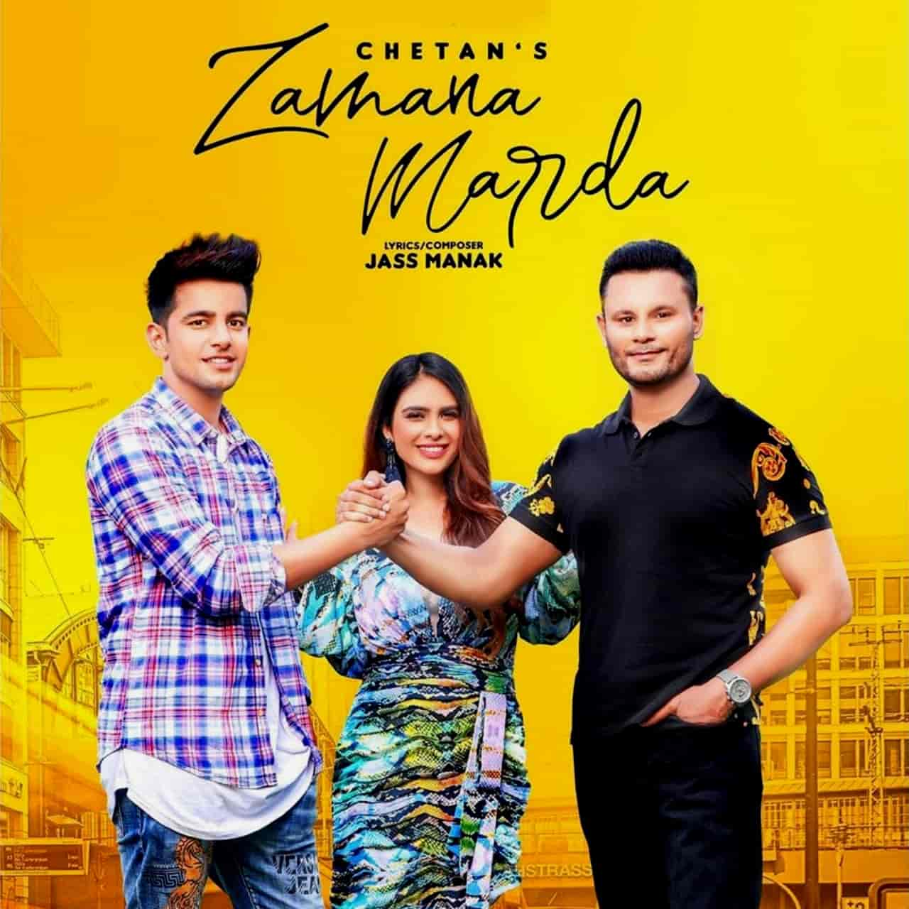 Zamana Marda Punjabi Song Image By Chetan And Jass Manak