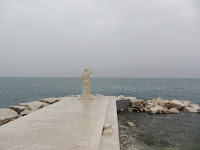 olujno jugo kiša Postira slike otok Brač Online