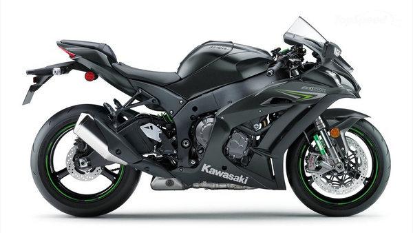 2016 Kawasaki Ninja ZX-10R ABS