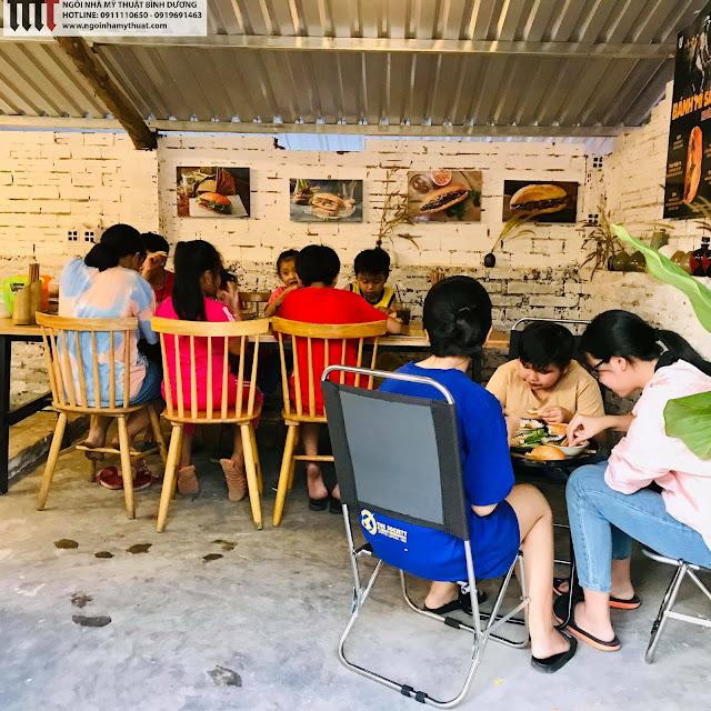 Những mẫu quán cafe, ăn vặt cực đẹp