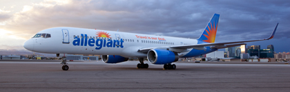 #NASCAR Welcomes Aboard Allegiant Air As First Official Passenger Airline