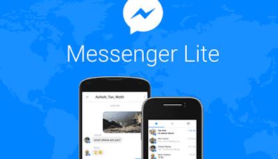 """تحميل تطبيق ماسنجر لايت """"Messenger Lite"""