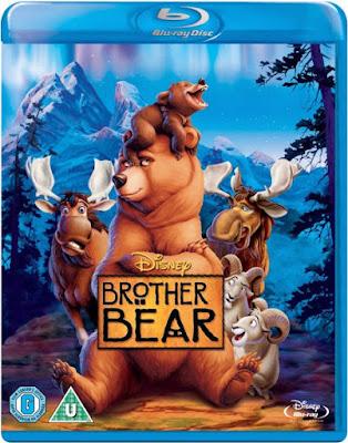 Brother Bear (2003) 480p 300MB Blu-Ray Hindi Dubbed Dual Audio [Hindi + English] MKV