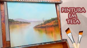 Curso Online de Pintura a Óleo em Tela