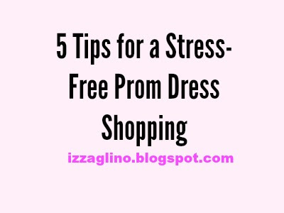5 Tips for a Stress-Free Prom Dress Shopping