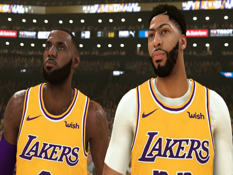 Download NBA 2K20 Game Setup Exe