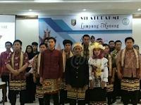 Pelantikan dan Pengukuhan Dewan Pengurus Agung Himpunan Mahasiswa Lampung di Banten