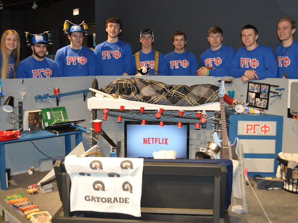 Rube Goldberg Machine Contest Celebrates 30 Years