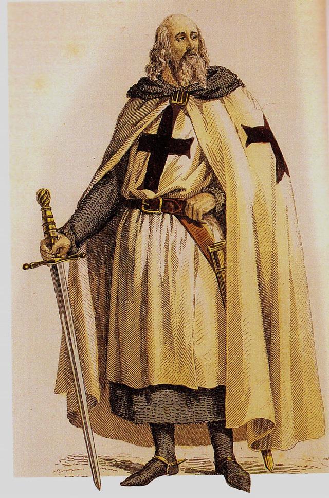 Kutukan Jacques de Molay