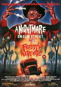 A Nightmare on Elm Street 2 - Freddy's Revenge (1985) Hindi Dubbed 300mb Movies Dual Audio 480p