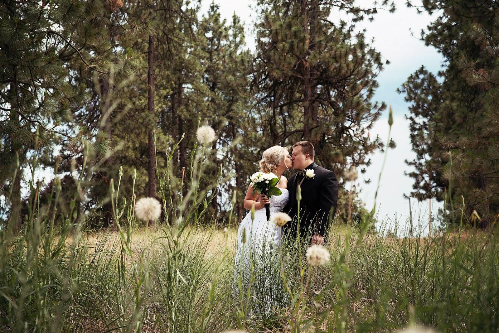 Lakyn & Uriah Wedding.Spokane, WA photographer-Julie Dawn Photography