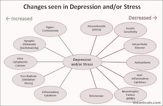 तनाव या डिप्रेशन के बारे में 37 रोचक तथ्य | 37 interesting facts about stress or depression
