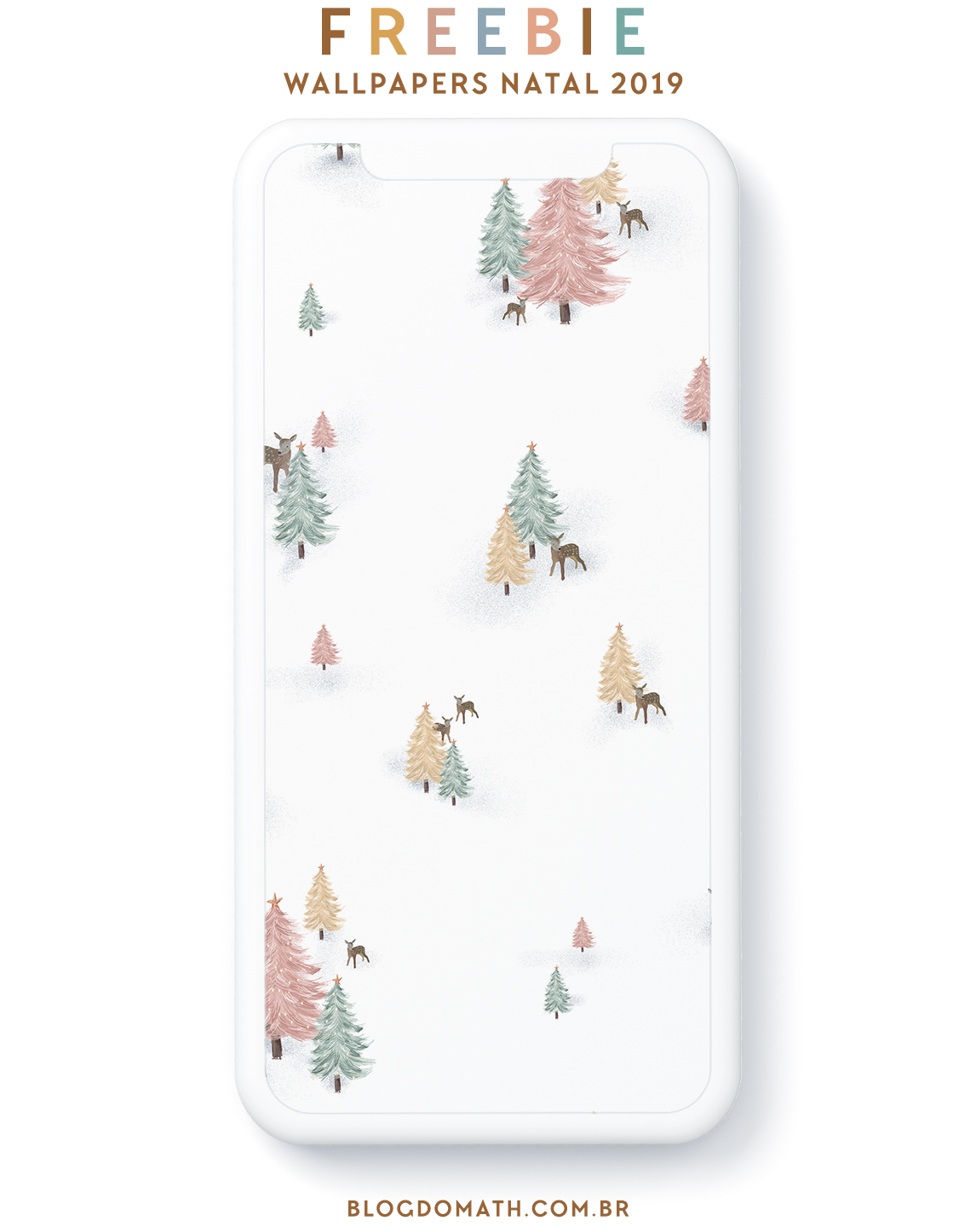 christmas tree free wallpaper for smartphone iPhone blog do math