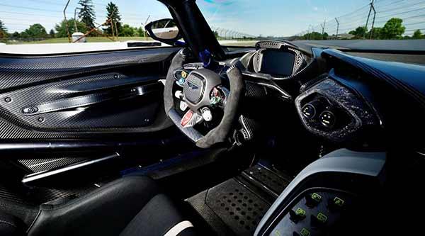 2016 Aston Martin Vulcan ready to bomb with 820bhp horsepower
