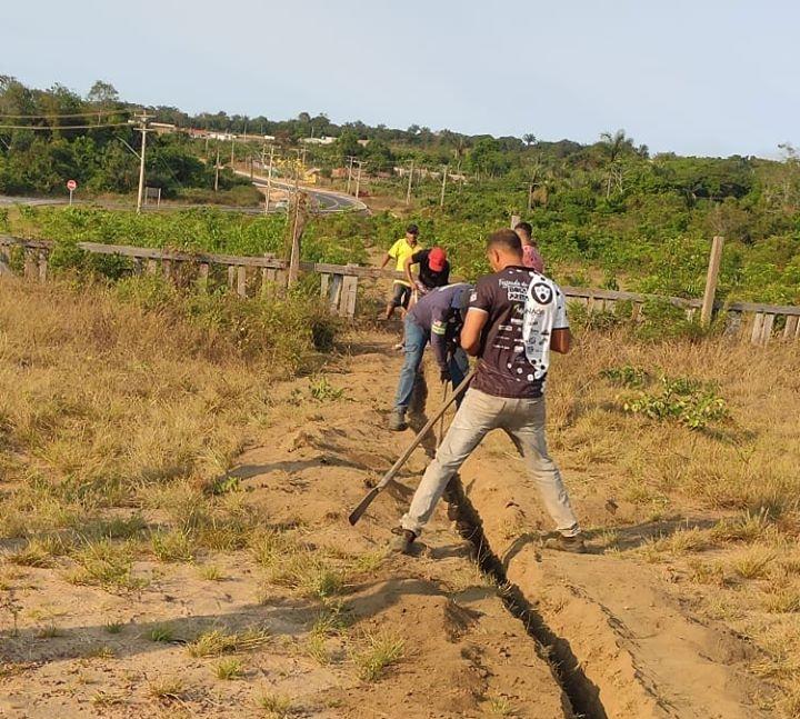 Área de ocupação Santo Expedito em Óbidos terá água encanada.