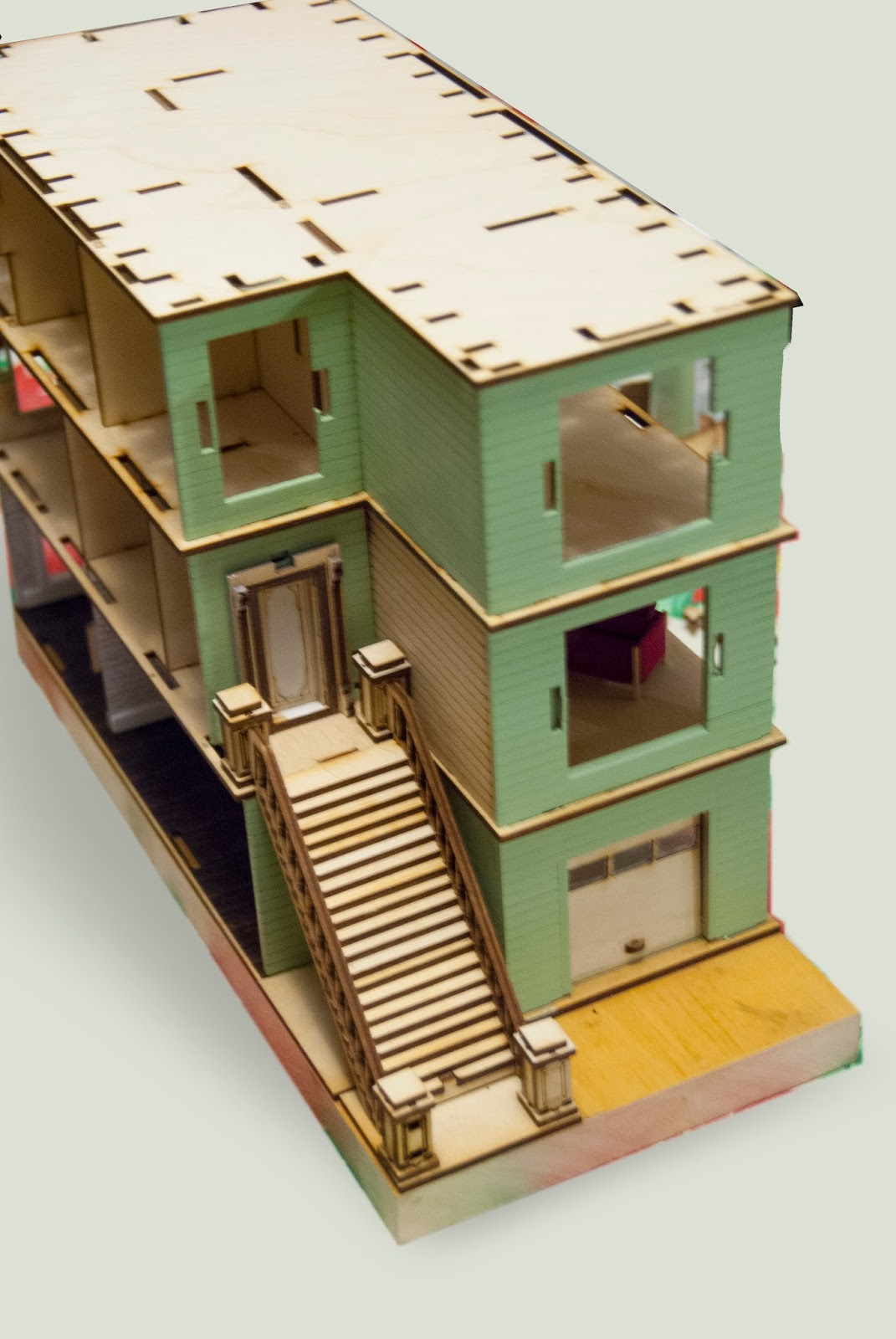 Micro Modern Decor