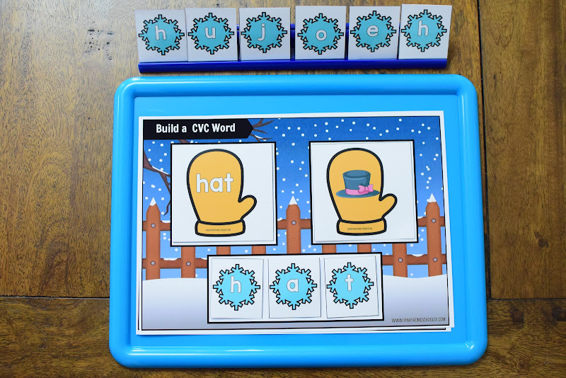 Matching Word Cards, Picture Cards and Letter Cards