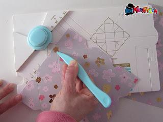 punzona gli angoli mancanti direttamente punch board gifs box