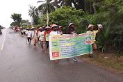 """Miris """"Petani Jalan Kaki Untuk Mencari Keadilan Ke Istana Negara"""""""