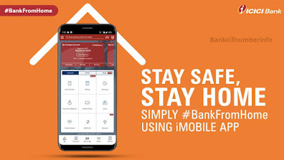 Steps to register ICICI mobile banking