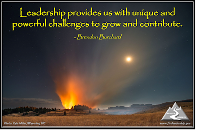 Leadership provides us with unique and powerful challenges to grow and contribute. - Brendon Burchard