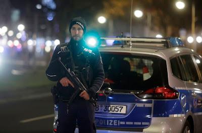 Berlin, berlini terrortámadás, Breitscheidplatz, illegális bevándorlás, migráció, terrorizmus