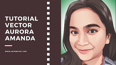 Tutorial Vector Aurora Amanda