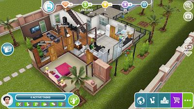 تحميل لعبة The Sims FreePlay مهكره اخر اصدار للاندرويد