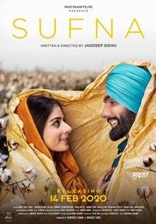 Sufna (2020) Full Movie Watch Online Punjabi Movie
