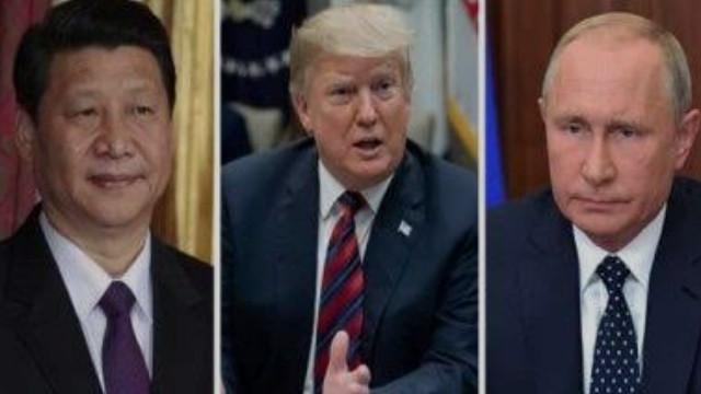 كورونا أمريكي باتفاق روسي وتواطؤ صيني