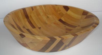 Bandeja de servir de madera Plato de t/é de madera maciza tradicional Caf/é Frutas Bocadillos Plato del plato hueco en forma de flor para restaurante en casa 18 * 18cm