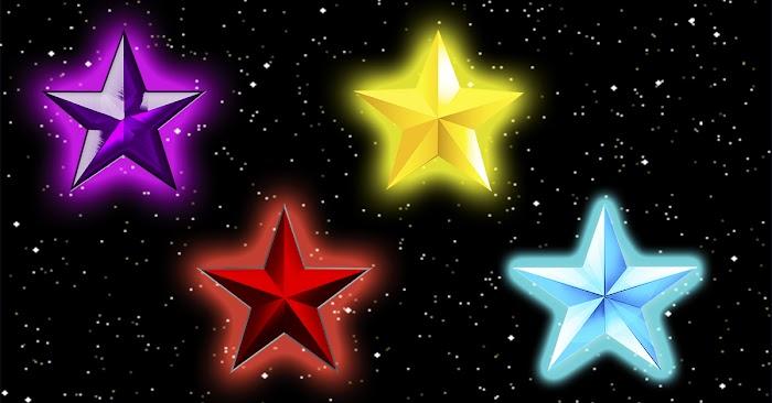 Звезда на небе принесла вам счастье. Узнайте какое!
