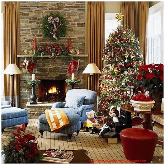 Christmas Decorating Ideas For This Season - Interior Design and Decorating Articles
