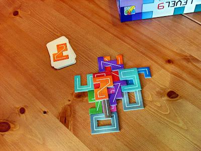 Level 9 - Esempio di gioco