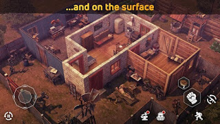 تحميل لعبة Dawn of Zombies مهكرة للاندرويد