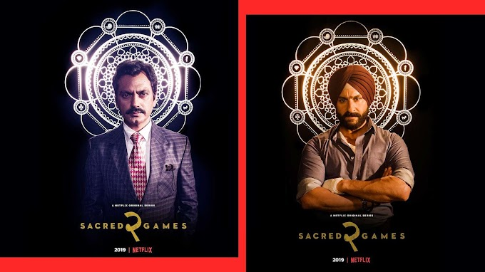 Free Download Sacred Games Season 2 in Hindi Dubbed in HD