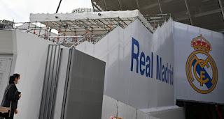 """""""ريال مدريد"""" يفرض الحجر الصحي على لاعبي فريقي القدم والسلة"""