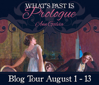 What's Past is Prologue by Ann Galvia