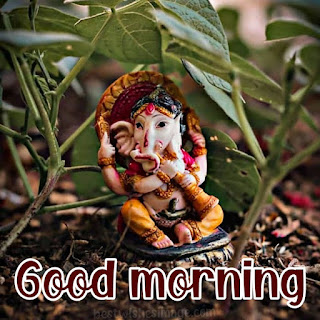 good morning ganesh bhagwan hd photo
