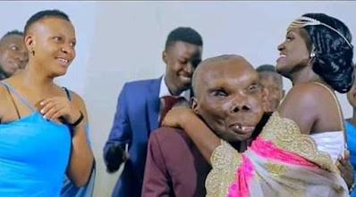 Godfrey Baguma pria terjelek di uganda menikah ketiga kali