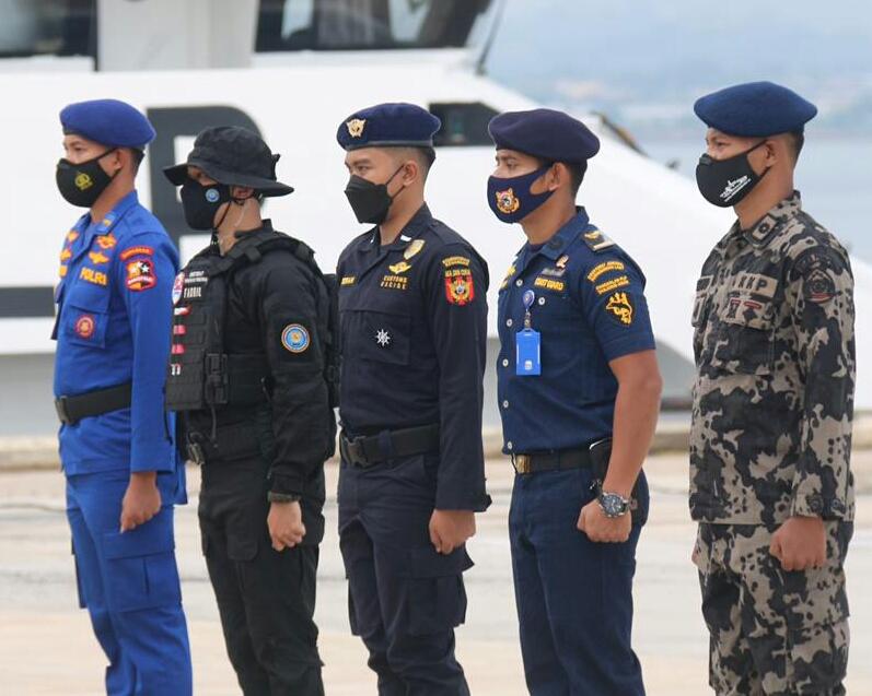 DJBC bersama 4 Istansi Gelar Operasi Purnama