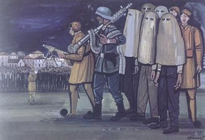 "Mπλόκο της Κοκκινιάς: Όταν ναζί και δοσίλογοι ""έπνιξαν στο αίμα"" τη Νίκαια, εκτελώντας 315 αγωνιστές"