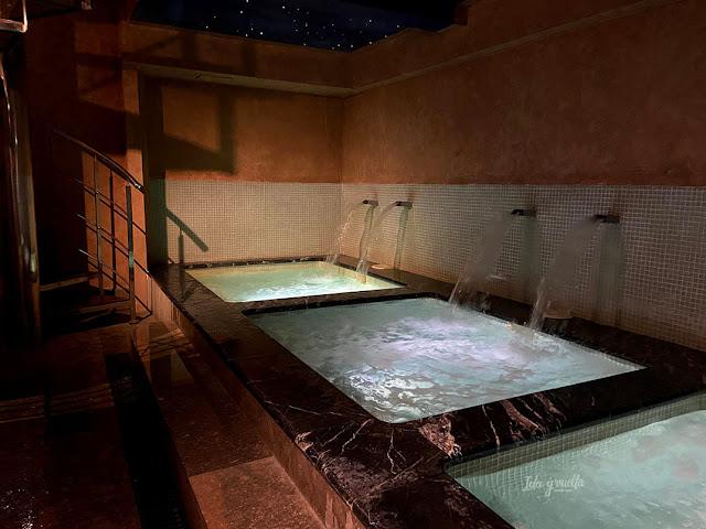 Hospes Palacio del Bailío baños romanos