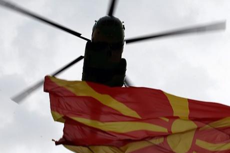 Τα Σκόπια προκαλούν στρατιωτικά την Ελλάδα!