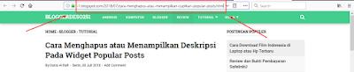 cara custom url postingan blog dengan mudah