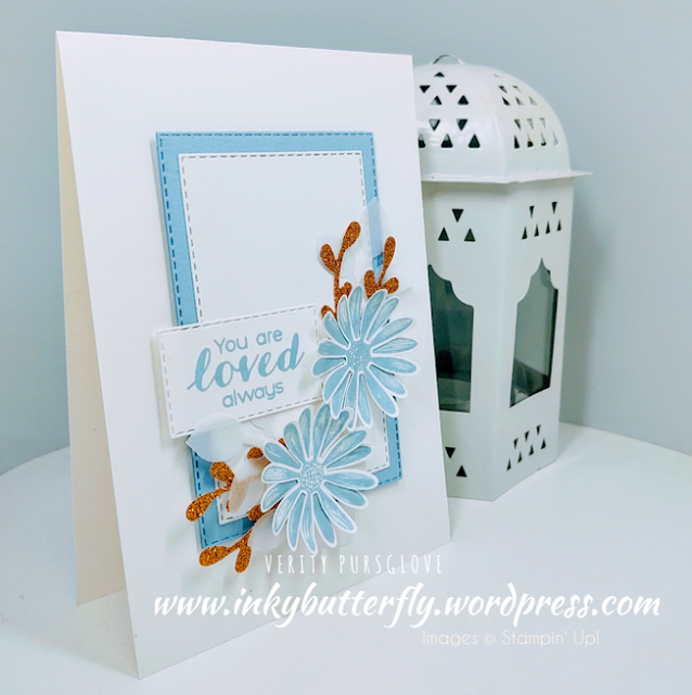 Nigezza Creates with Stampin' Up! and Inky Butterfly & Daisy Lane