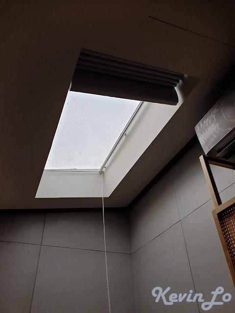 東旅湯宿溫泉飯店-風華漾館天井