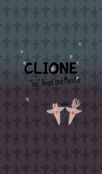 Clione + silver [os]