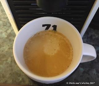Starbucks Espresso Nespresso POD coffee