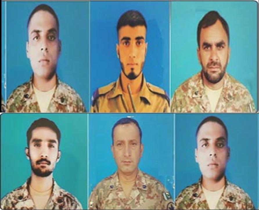 Blast in Barnala area of Azad Jammu - 5 Pakistan Army Solders martyred in blast near LoC: ISPR